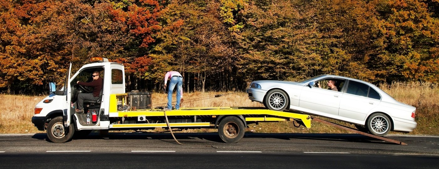 How to stay away from towing scams