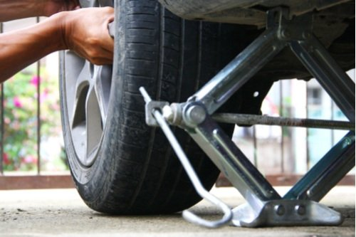San Jose Mobile Tire Service